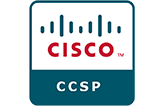 Cisco Certified: CCSP