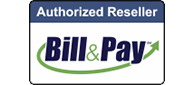 Bill & Pay Authorized Reseller