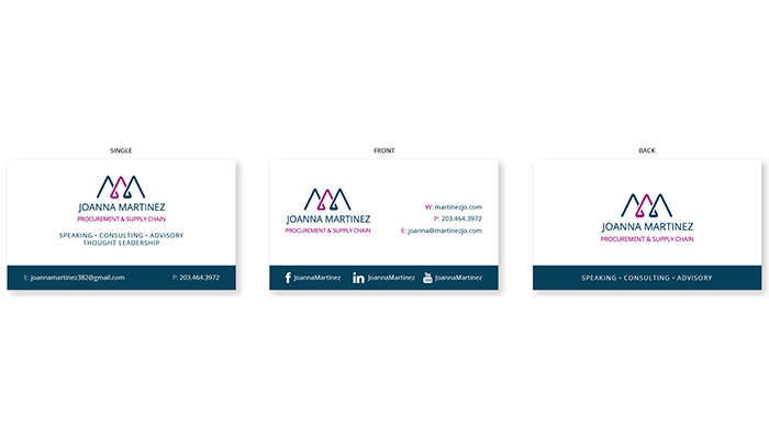 Business Card Design Options