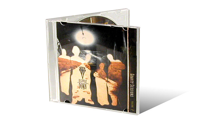 CD Design - Front