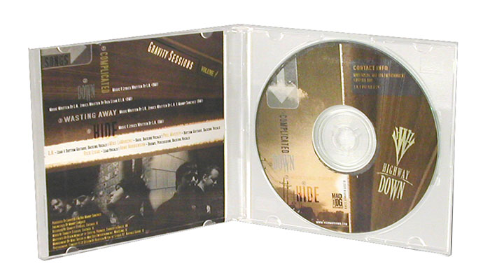 CD Design - Inside