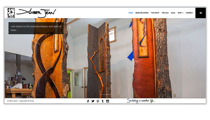Web Homepage